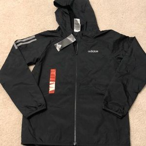 Adidas jacket for boys size M 10/12